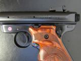 Ruger Mark III Target Rimfire Laminate Wood Grips Semi-Auto .22 LR 0159 - 3 of 8