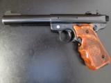 Ruger Mark III Target Rimfire Laminate Wood Grips Semi-Auto .22 LR 0159 - 2 of 8