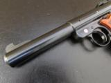 Ruger Mark III Target Rimfire Laminate Wood Grips Semi-Auto .22 LR 0159 - 7 of 8