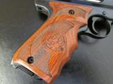 Ruger Mark III Target Rimfire Laminate Wood Grips Semi-Auto .22 LR 0159 - 5 of 8