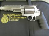 "Smith & Wesson Model 460 XVR Hunter .460 S&W Magnum 14"" 170339 - 4 of 9"