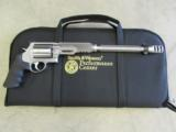 "Smith & Wesson Model 460 XVR Hunter .460 S&W Magnum 14"" 170339 - 1 of 9"