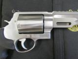 """Smith & Wesson Model 460 XVR Hunter .460 S&W Magnum 14"""" 170339 - 5 of 9"""