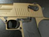 Magnum Research Desert Eagle Mark XIX Burnt Bronze .44 Magnum - 3 of 7