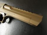 Magnum Research Desert Eagle Mark XIX Burnt Bronze .44 Magnum - 5 of 7