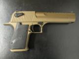 Magnum Research Desert Eagle Mark XIX Burnt Bronze .44 Magnum - 1 of 7