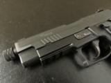 Sig Sauer P226 Elite Dark Threaded Barrel 9mm Luger/PARA. - 5 of 8