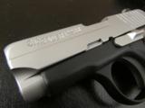 Sig Sauer P238 SAS Bi-Tone Wood Grips .380 ACP/AUTO 238-380-SAS - 6 of 8