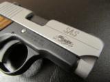 Sig Sauer P238 SAS Bi-Tone Wood Grips .380 ACP/AUTO 238-380-SAS - 7 of 8