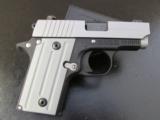 Sig Sauer P238 Two Tone .380 ACP/AUTO 238-380-TSS - 2 of 8