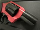 Charter Arms Undercover Lite Red & Black 2
