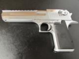 Magnum Research Desert Eagle Mark XIX Polished Chrome .357 Magnum - 2 of 8