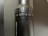 Brunton Eterna Rifle Scope 6-24X40mm Mil-Dot Reticle & Parallax - 4 of 6