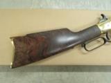 Henry BTH Original Rifle Model 1860 Reproduction .44-40 Winchester - 4 of 9