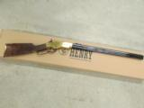 Henry BTH Original Rifle Model 1860 Reproduction .44-40 Winchester - 2 of 9