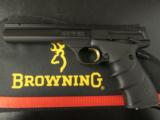 Browning Buck Mark Contour URX 5.5