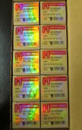250 ROUNDS HORNADY .22 HORNET 35 GR V-MAX 8302 - 3 of 4