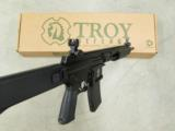 Troy Defense Sporting Rifle Pump-Action AR-15 .223/5.56 NY & CA Legal - 8 of 8