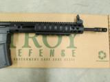 Troy Defense Sporting Rifle Pump-Action AR-15 .223/5.56 NY & CA Legal - 6 of 8
