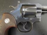 1954 Colt Model 357 Pre-Trooper DA/SA Blued .357 Magnum - 4 of 9