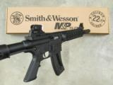 Smith & Wesson M&P 15-22 Integrally Suppressed .22 LR 3200062 - 8 of 8