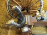 Colt 1877 Bulldog Gatling Gun with Carriage 5 Barrel .45-70 Gov't - 12 of 14