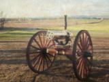 Colt 1877 Bulldog Gatling Gun with Carriage 5 Barrel .45-70 Gov't - 2 of 14