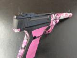 Browning Buck Mark Buckthorn Pink Semi-Auto .22 LR - 8 of 8
