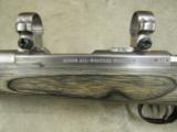 Ruger All-Weather 77/50 Stainless Steel Laminate Stock Muzzleloader - 7 of 9