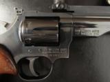 Vintage Dan Wesson Model 15 Blued 10 - 6 of 10