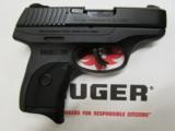 Ruger LC9S Synthetic Frame Blued Steel Slide 9mm Luger 03235 - 1 of 8
