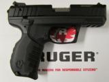 Ruger SR22PB 3.5