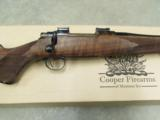 Cooper Firearms Model 54 Mannlicher Custom Classic Case Color .257 Roberts - 7 of 14