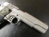 Smith & Wesson 1911 Stainless .45 ACP with Crimson Trace Lasergrip - 6 of 7