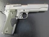 Smith & Wesson 1911 Stainless .45 ACP with Crimson Trace Lasergrip - 1 of 7