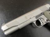 Smith & Wesson 1911 Stainless .45 ACP with Crimson Trace Lasergrip - 5 of 7
