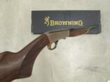 Browning Auto 22 Grade-II Octagon Barrel Semi-Auto .22LR - 10 of 10