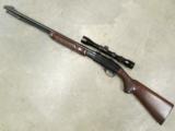 Remington Model 572 Fieldmaster with Scope .22 LR - 2 of 9