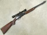 Remington Model 572 Fieldmaster with Scope .22 LR - 1 of 9