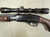 Remington Model 572 Fieldmaster with Scope .22 LR - 6 of 9