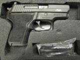 Sig Sauer P224 SAS .40 S&W 224-40-SAS2B - 1 of 8