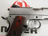 Ruger Stainless Full-Size SR1911 .45 ACP 6700 - 9 of 10