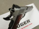 Ruger Stainless Full-Size SR1911 .45 ACP 6700 - 10 of 10
