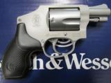 Smith & Wesson Model 642 Airweight 1.875
