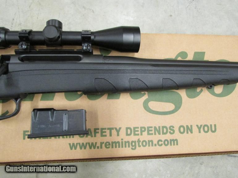 Remington 770 Black Synthetic  270 Win