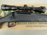 Remington 770 Youth Black Synthetic with Scope .243 Win. - 5 of 9