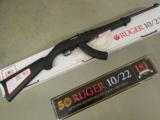Ruger 10/22 Limited Collector's Series Carbine Rifle .22 LR - 1 of 10