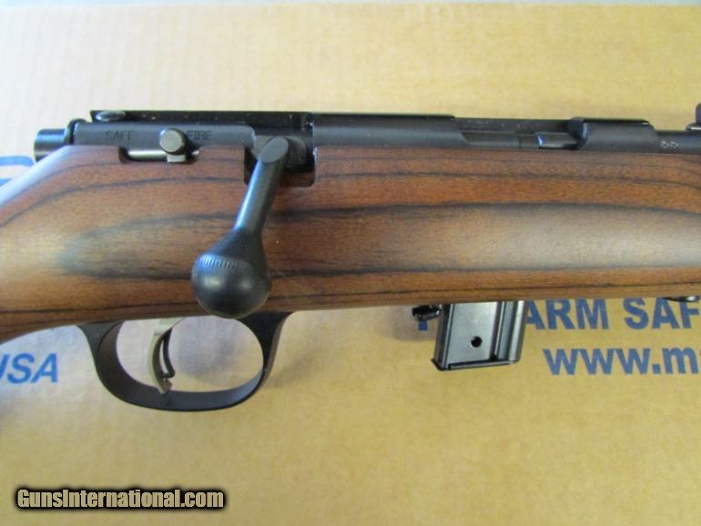 Marlin Model XT-22 Walnut Stock 22