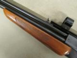 1971 Savage 24V-A Combination .222 Rem / 20 Ga Rifle and Shotgun - 8 of 12