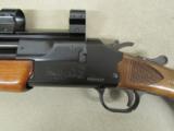 1971 Savage 24V-A Combination .222 Rem / 20 Ga Rifle and Shotgun - 6 of 12